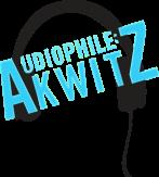 Audiophile Akwitz Headphone Logo - Blue